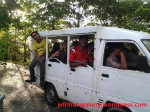 Mobil Wisata Pulau Kumala
